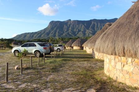 Campamento Mantopai y Soropán Tepui
